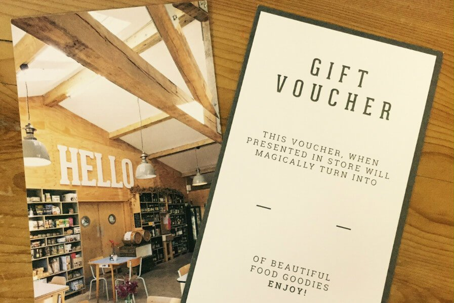 Shop Gift Voucher