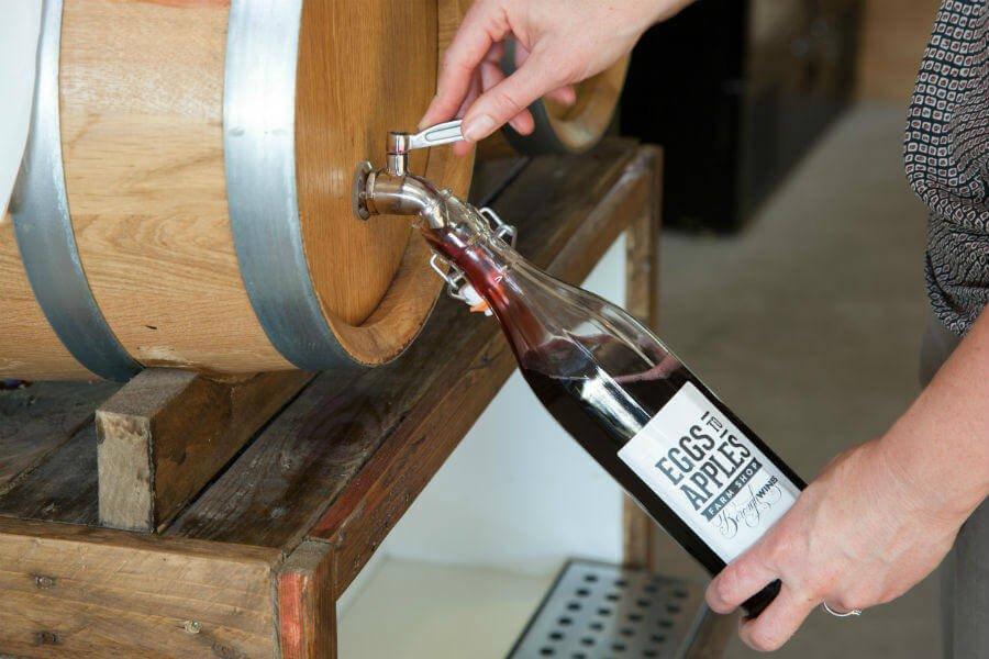 Shop Cellar - Refillable Wine