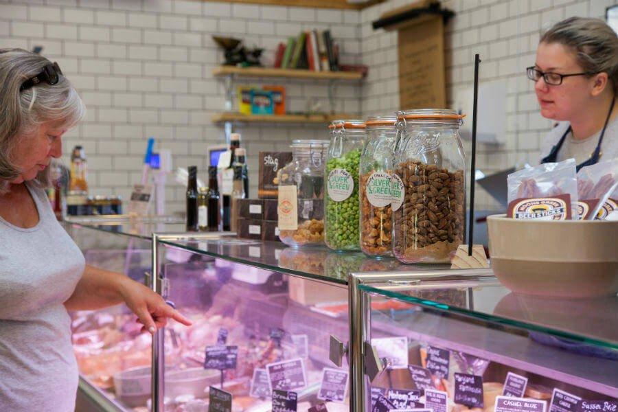 Shop Delicatessen - Counter