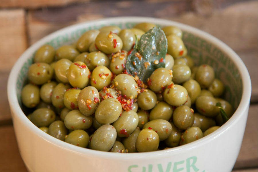 Shop Delicatessen - Olives