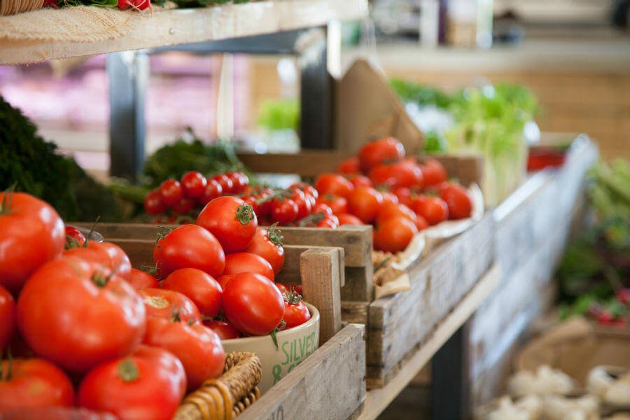 Fruit and Vegetables Shop - Tomatoes