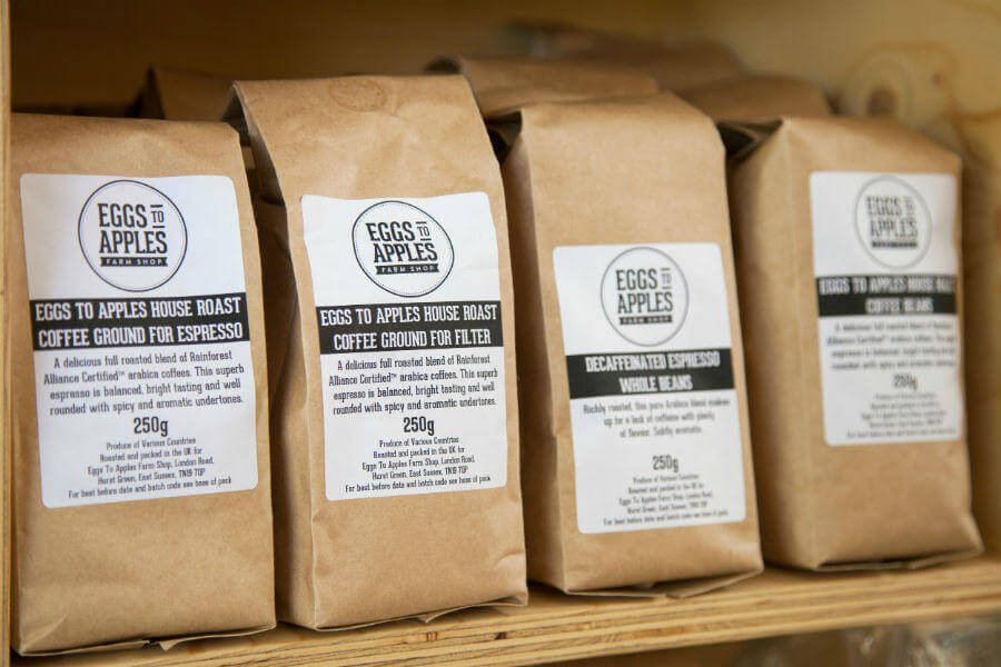 Shop Pantry - Eggs To Apples Coffee
