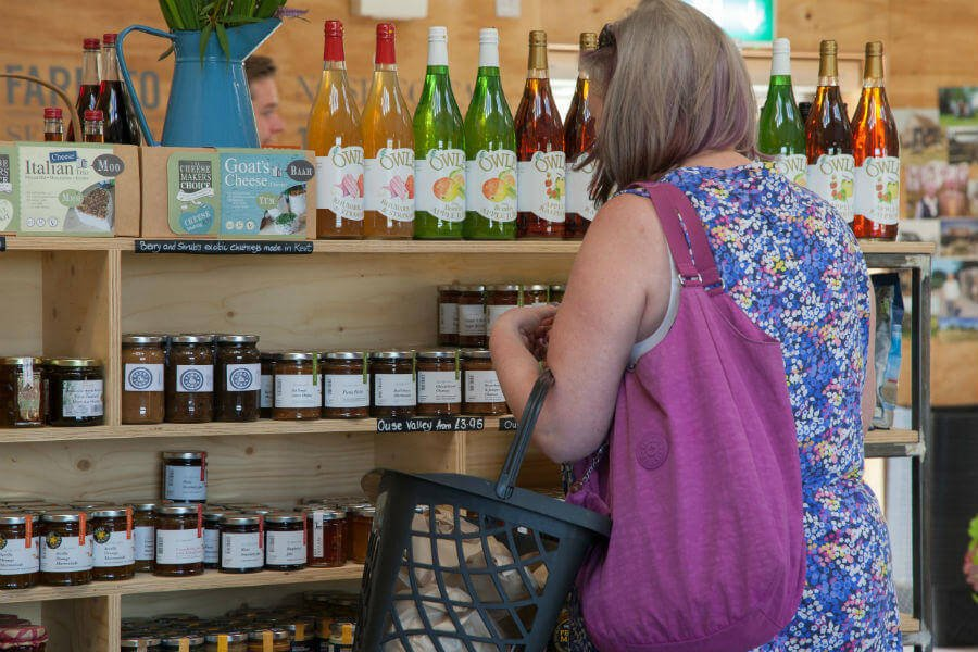 Shop Pantry - Customer