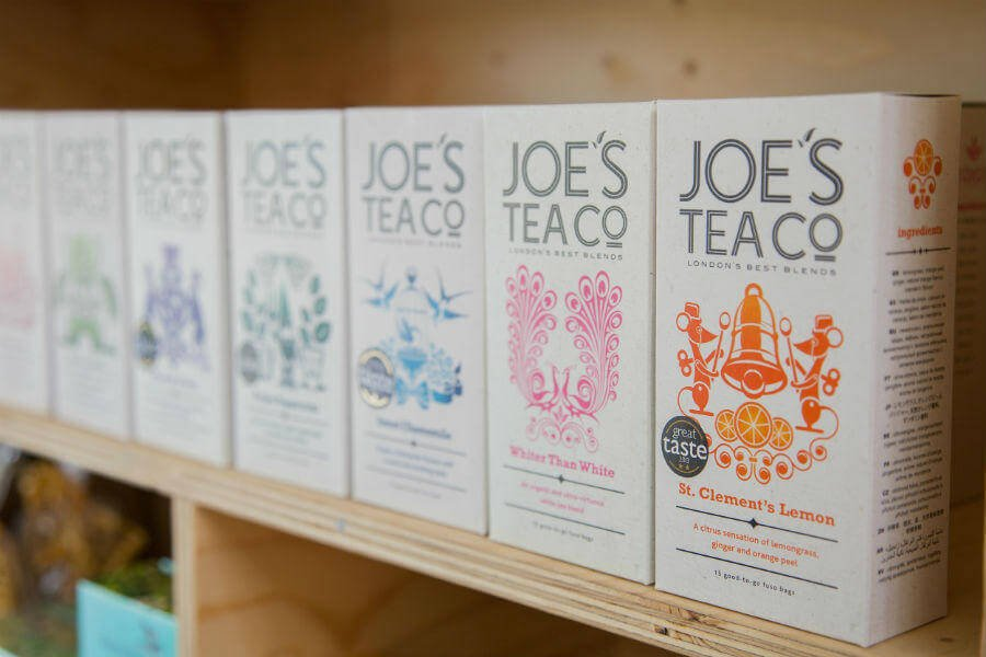 Shop Pantry - Joes Tea