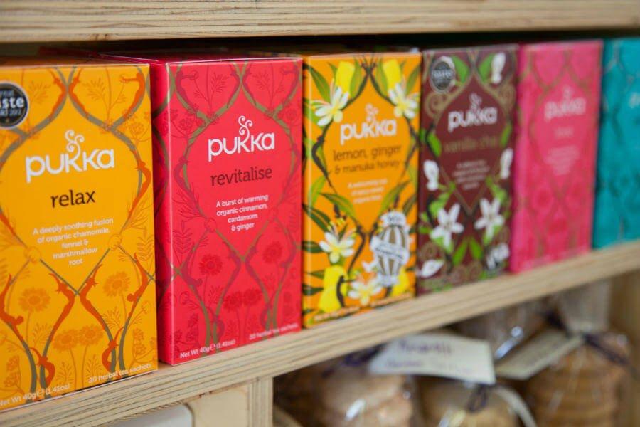 Shop Pantry - Pukka Tea