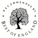 Best Of England Badge