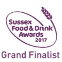 Sussex Food and Drink Awards Grand Finalist 2017
